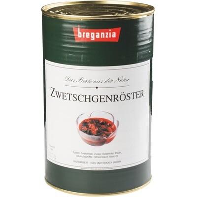 Grosspackung Breganzia Zwetschgenröster 4,3 kg