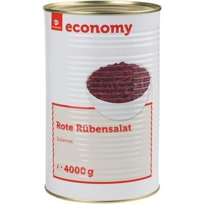 Grosspackung Economy Rote Beete / Rüben Salat Julienne 2,35 kg Randen-Salat