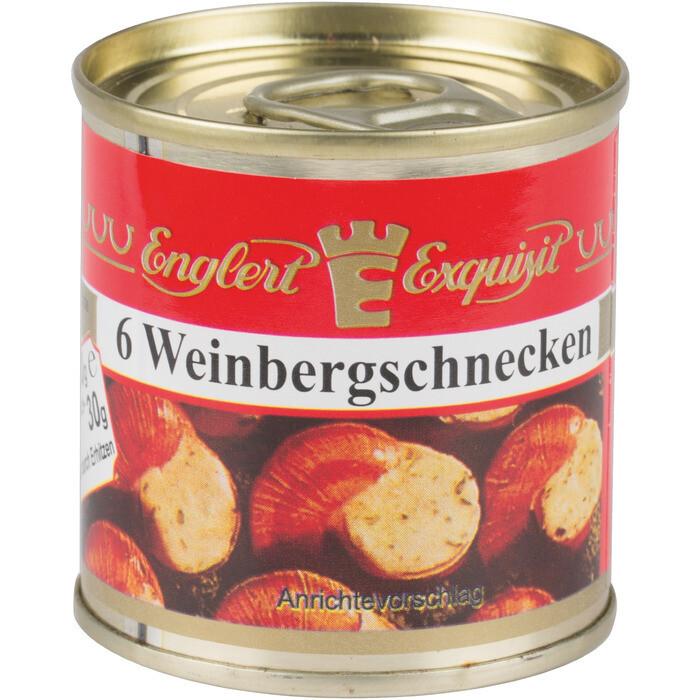 Grosspackung Englert Weinbergschnecken 24 x 1/2 Dutzend