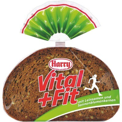 Grosspackung Harry Vital & Fit 14 x 500 g = 7 kg