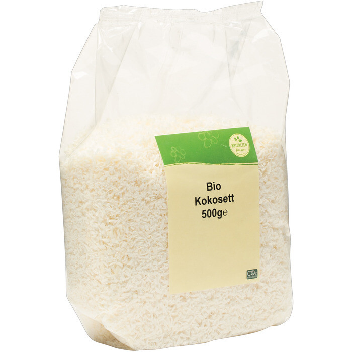 Grosspackung natürlich für uns Kokosett 10 x 500 g = 5 kg