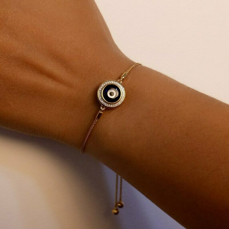 Ella Stein Evil Eye Bracelet