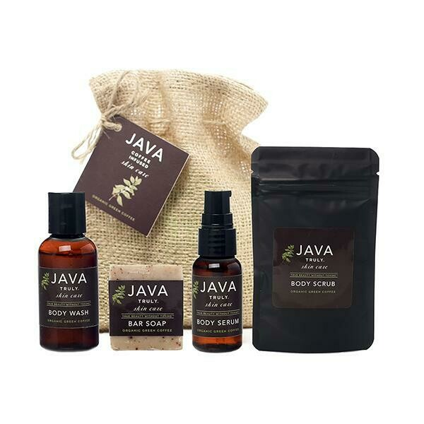 JAVA Skincare Discovery Kit