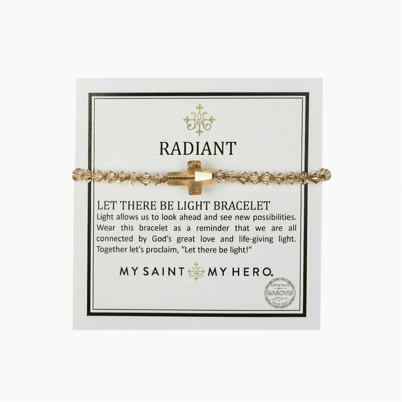 Radiant Let There Be Light Bracelet (Golden Shadow)