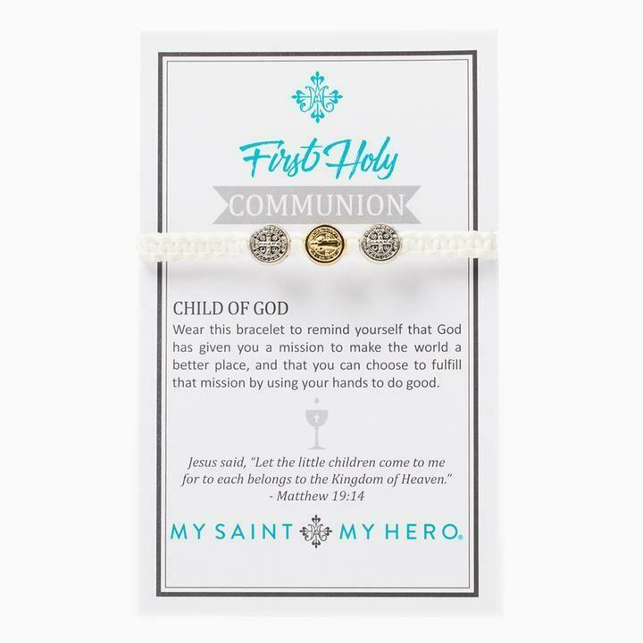 First Holy Communion Child of God Bracelet