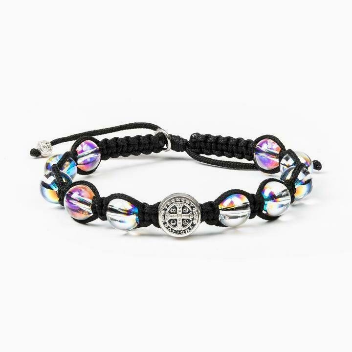 Wonder Bracelet (Silver/Black)