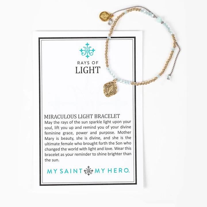 Rays of Light Bracelet (Gold)