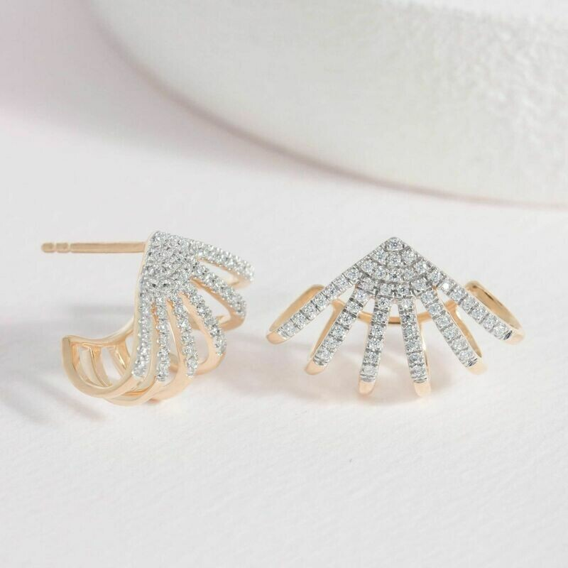 Ella Stein Branch Out Earrings