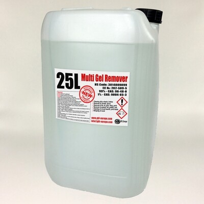 Multi Gel Remover® 25.000 ml Canister