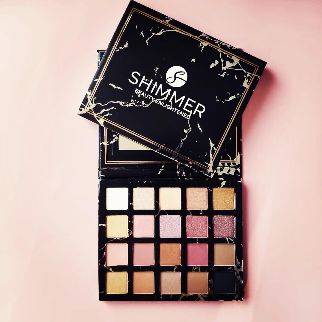 Shimmer Makeup Pallette