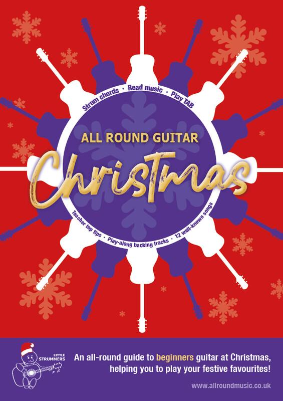 All Round Guitar Christmas