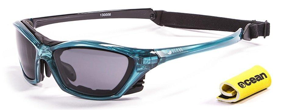 Lake Garda голубые / черные линзы
