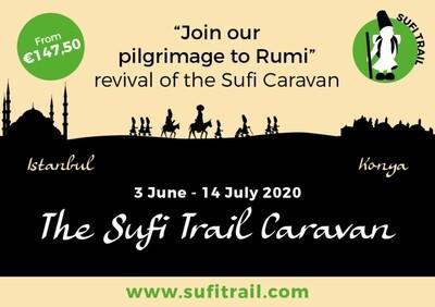 Sufi Caravan to Rumi in Konya Rumi