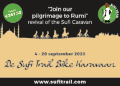 Sufi Bike Caravan to Rumi in Konya
