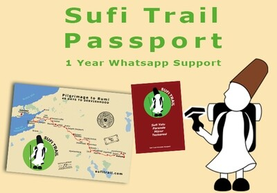 Sudi Trail pasport