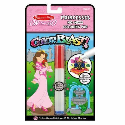 ColorBlast! - Princess