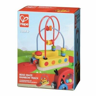 Bead Maze Rainbow Track 2