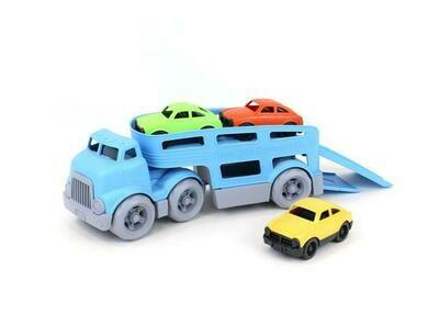 Car Carrier Green Toys