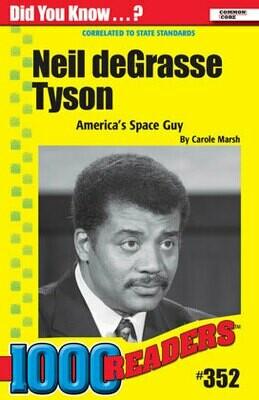 1000 Readers 119 Neil deGrasse Tyson