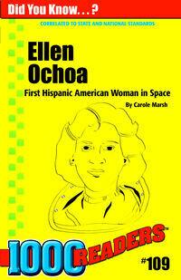 1000 Readers Ellen Ochoa