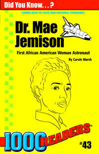 1000 Readers Dr. Mae Jimison