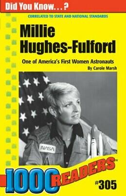 1000 Readers Millie Hughes-Fulford