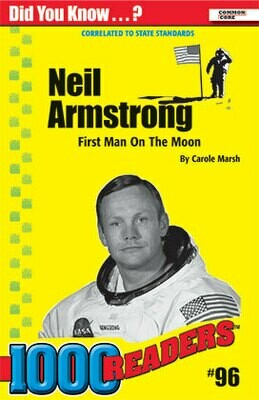 1000 Readers Neil Armstrong