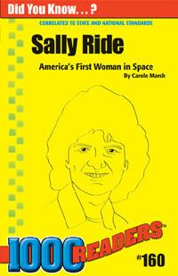1000 Readers Sally Ride