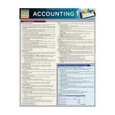 Accounting 1 Quick Study Business