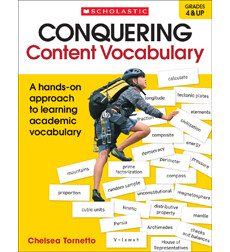 Conquering Content Vocabulary Grades 4 & up