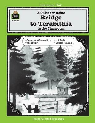 Lit. Unit: Bridge to Terabithia