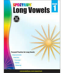 Spectrum Long Vowels Grade 1
