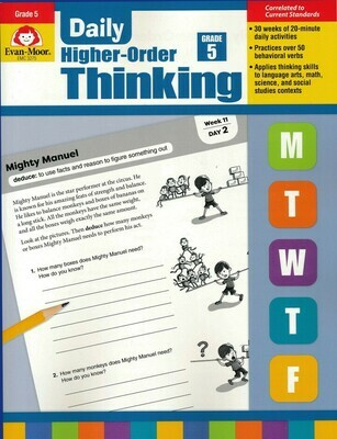 Daily Higher-Order Thinking Grade 5