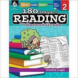 180 Days of Reading for 2nd Grade