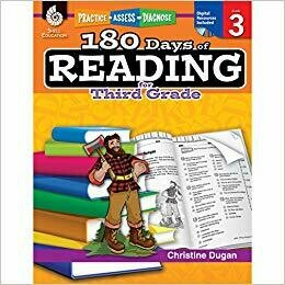180 Days of Reading for 3rd Grade