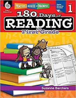 180 Days of Reading for 1st Grade