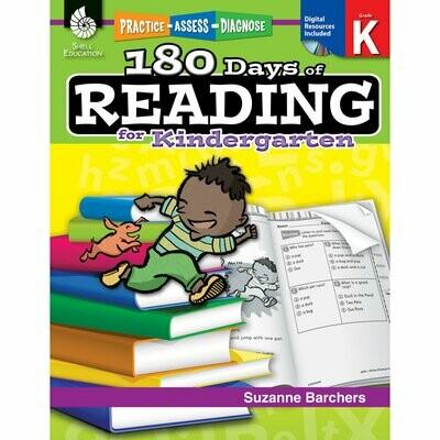 180 Days of Reading for K