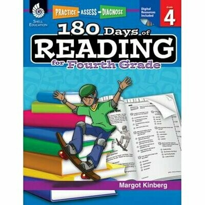 180 Days of Reading for 4th Gr