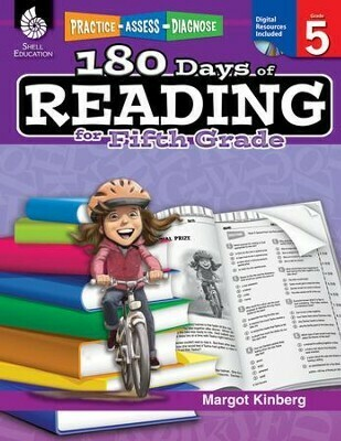 180 Days of Reading for 5th Grade