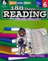 180 Days of Reading for 6th Grade