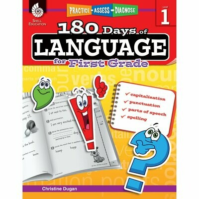 180 Days of Language for 1st