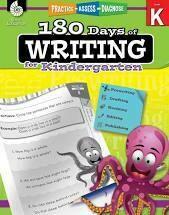 180 DAYS OF WRITING K