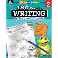 180 DAYS OF WRITING Second Grade