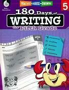 180 Days of Writing for 5th Grade