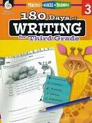 180 Days of Writing for 3rd Grade