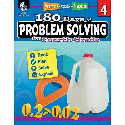 180 Days of problem Solving for 4th Grade