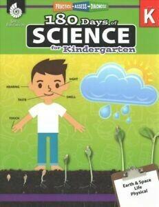 180 Days of Science Gr. K