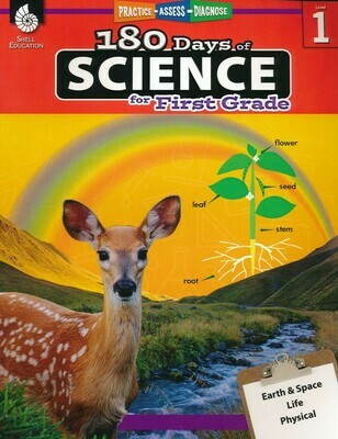 180 Days of Science Gr.1