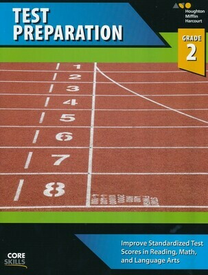 Core Skills Test Preparation Grade 2