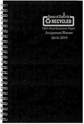 Assignment Planner 19-20
